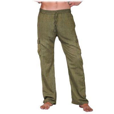 Men's cotton trousers Saku Hijau Nepal