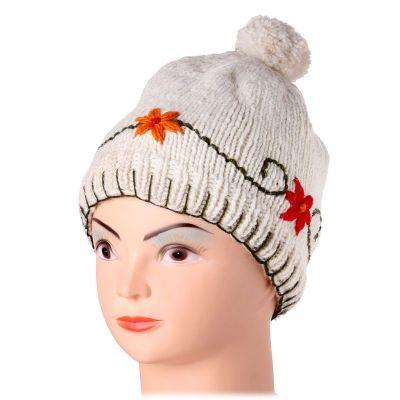 Mütze Bunga Putih