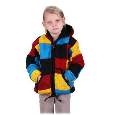 Pullover Colour Cubes
