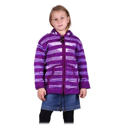 Pullover Purple Queen
