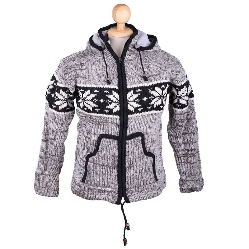Wollpullover Northern Delight Nepal