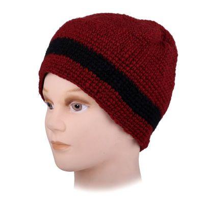 Mütze Datar Black Stripe