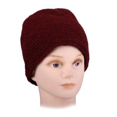 Wollmütze Arna Red