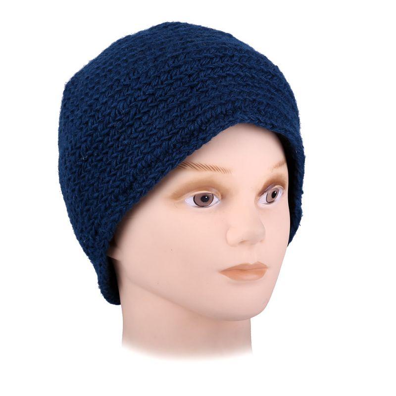 Wollmütze Arna Blue