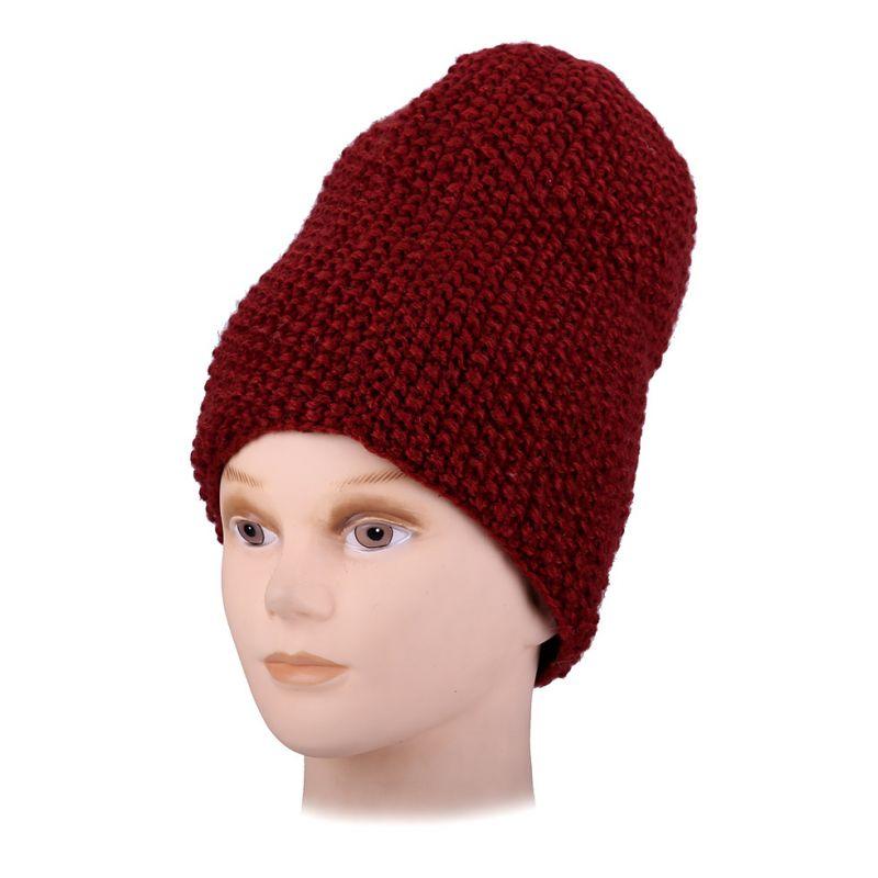 Wollmütze Istri Red