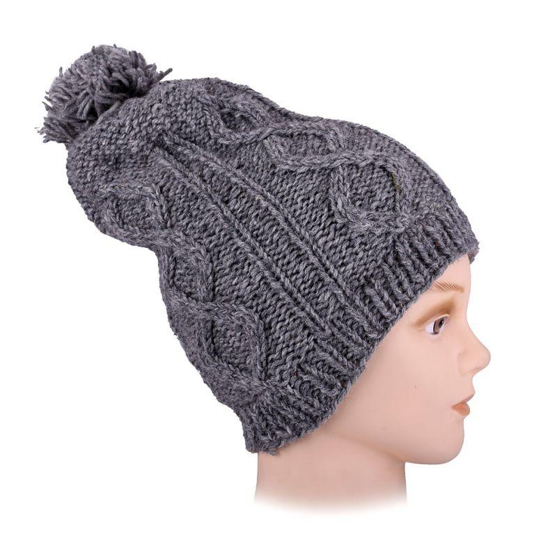 Wollmütze Lembar Grey