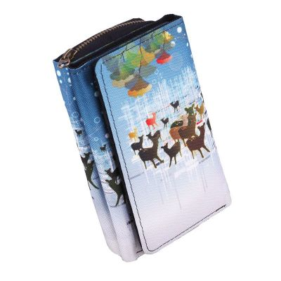 Wallet 70sUP Winter Herd