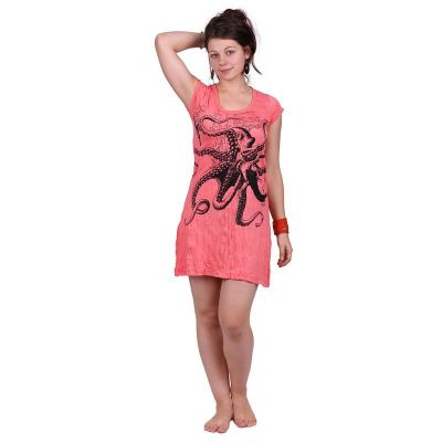 Kleid Sure Octopus Pink