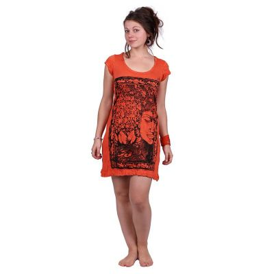 Kleid Sure Buddha's Garden Orange