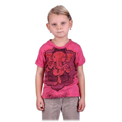 Kinder T-shirt Sure Ganesh Pink