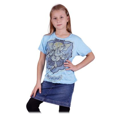 T-shirt Sure Ganesh Blue