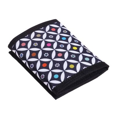 Wallet 70sUP Kaleidoscope
