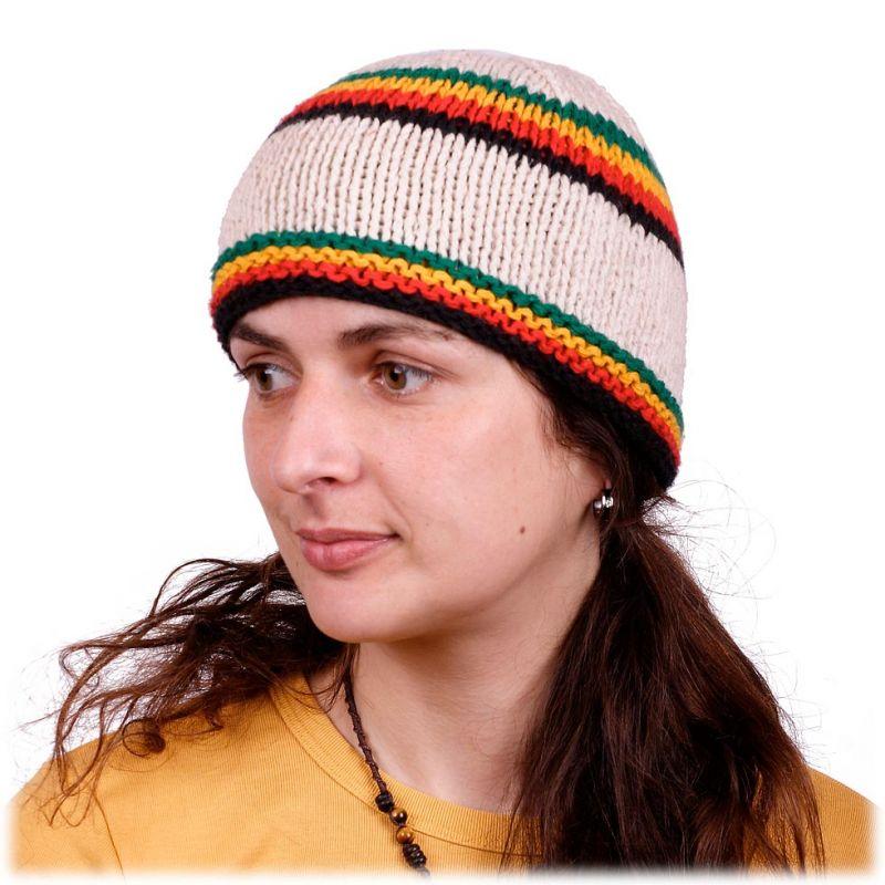 Mütze Rasta Light