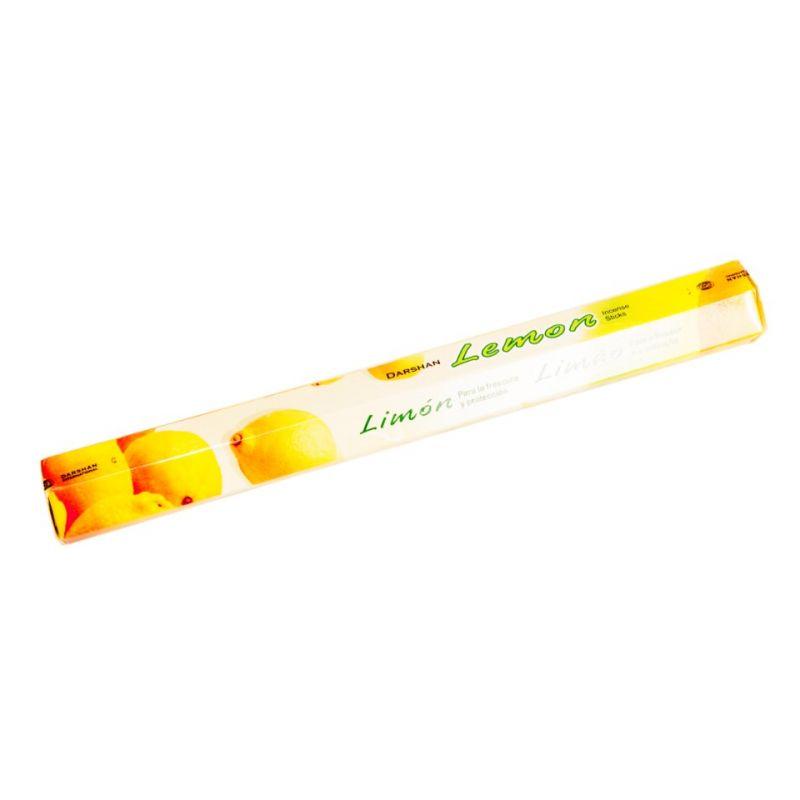 Räucherstäbchen Darshan Lemon India
