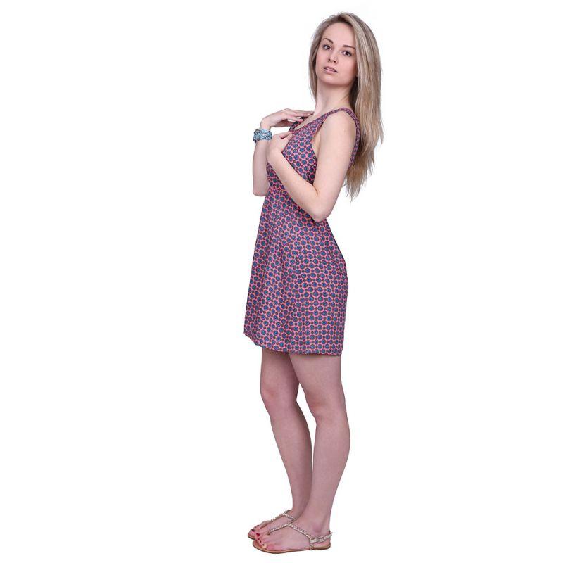 Leichtes Kleid Maenam Chicory