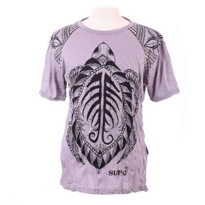 T-shirt Turtle Grey