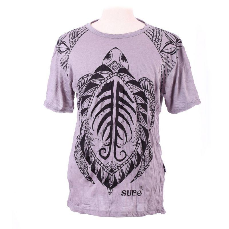 Men's t-shirt Sure Turtle Grey