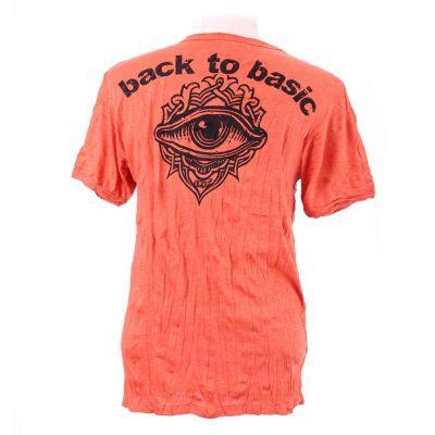 Men's t-shirt Sure Giant's Eye Orange