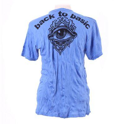 Men's t-shirt Sure Giant's Eye Blue