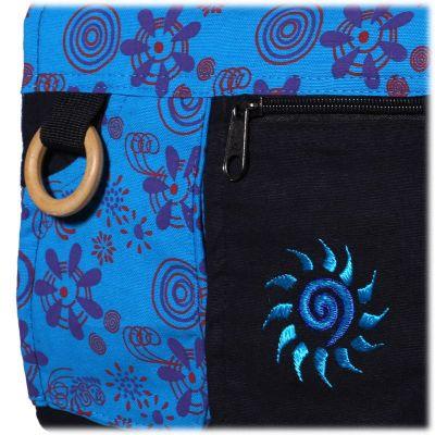 Tasche Semadi Turquoise