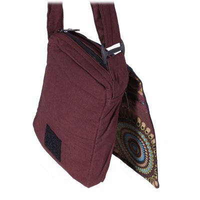 Handtasche Letusan Brown