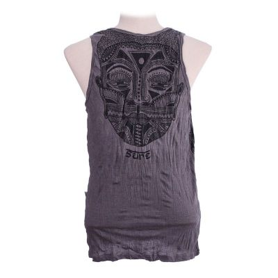 Tanktop für Herren Sure Khon Mask Grey