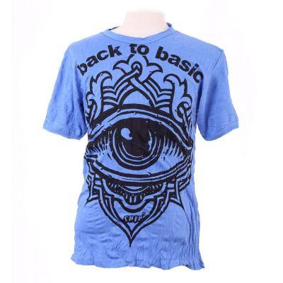 T-shirt Giant's Eye Blue