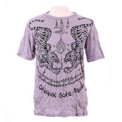 T-shirt Tigers Grey