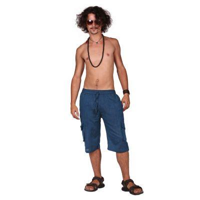 Shorts Lugas Biru