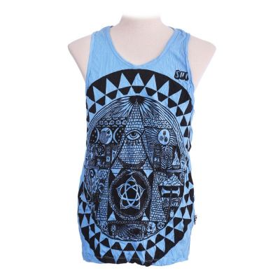 Tank Top Sure Pyramid Blue